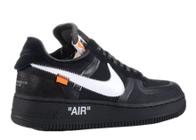 Load image into Gallery viewer, NIKE X OFF-WHITE 'AIR FORCE 1' (THE TEN) BLACK