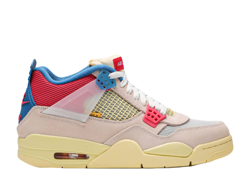 AIR JORDAN 4 RETRO X UNION LA 'GUAVA'