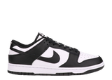 NIKE DUNK LOW 'BLACK WHITE'