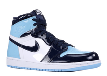 "Load image into Gallery viewer, AIR JORDAN 1 RETRO HIGH OG WOMANS ""UNC PATENT"""