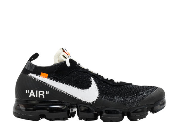 NIKE X OFF-WHITE 'VAPOR MAX FK' (THE TEN) BLACK
