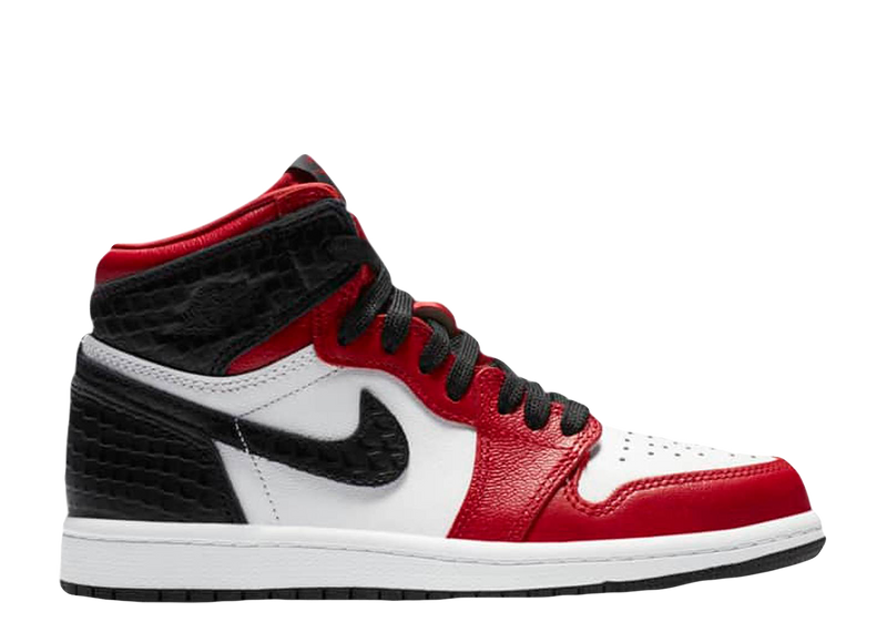 AIR JORDAN 1 HIGH OG PS 'SATIN RED'
