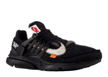 Load image into Gallery viewer, NIKE X OFF-WHITE 'PRESTO' BLACK