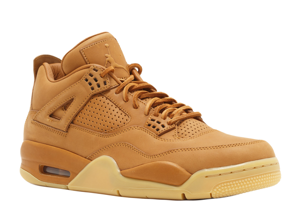 AIR JORDAN 4 RETRO PREMIUM PINNACLE 'WHEAT'