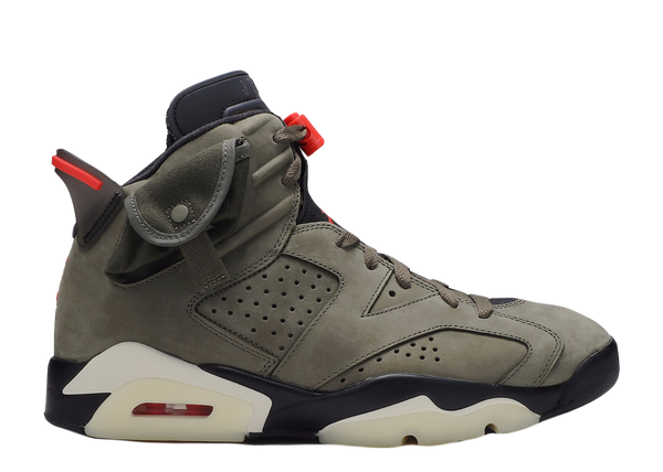 "AIR JORDAN 6 RETRO SP ""TRAVIS SCOTT"""