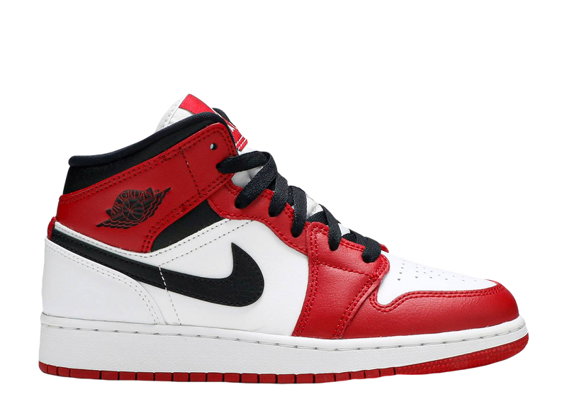 AIR JORDAN 1 MID 'CHICAGOE' GS