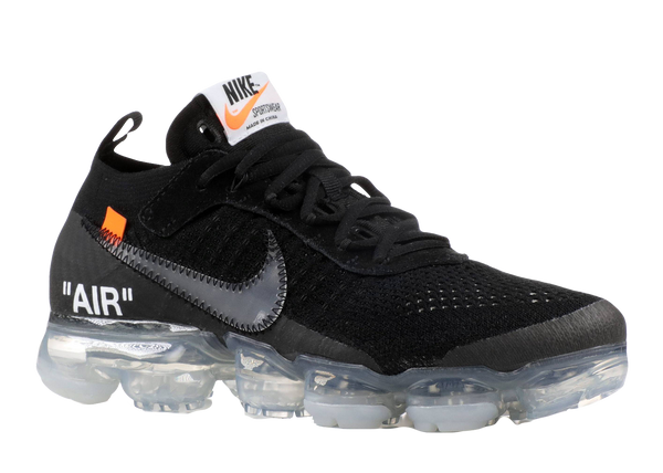 NIKE X OFF-WHITE 'VAPOR MAX' BLACK