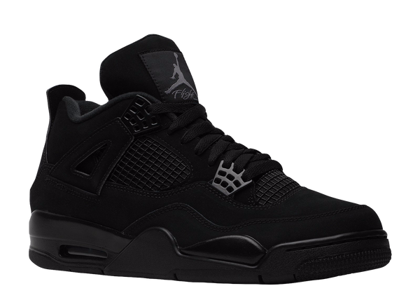 AIR JORDAN 4 'BLACK CAT'