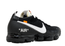 Load image into Gallery viewer, NIKE X OFF-WHITE 'VAPOR MAX FK' (THE TEN) BLACK