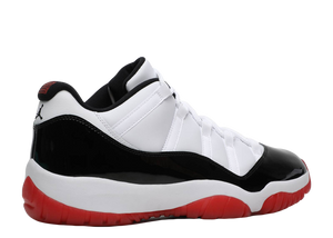 "AIR JORDAN 11 RETRO LOW ""CONCORD-BRED"""