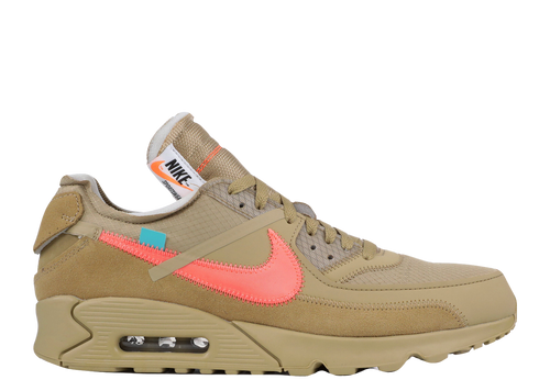 NIKE X OFF-WHITE 'AIR MAX 90' (THE TEN) DESERT