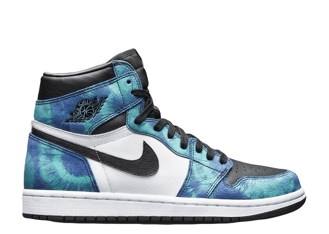 AIR JORDAN 1 'TIE DYE' WOMENS