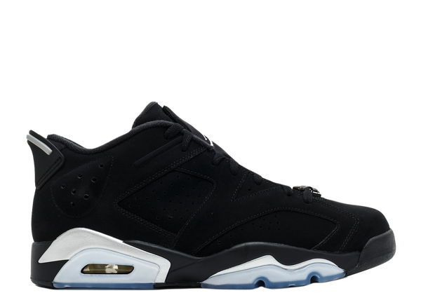 NIKE AIR JORDAN 6 RETRO LOW 'CHROME'
