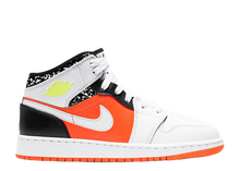 Load image into Gallery viewer, AIR JORDAN 1 MID GS 'NOTEBOOK'