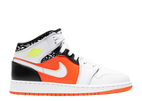 AIR JORDAN 1 MID GS 'NOTEBOOK'