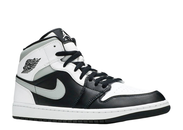 AIR JORDAN 1 MID 'WHITE SHADOW' GS