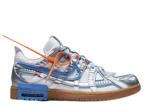 AIR RUBBER DUNK X OFF-WHITE 'UNIVERSITY BLUE'