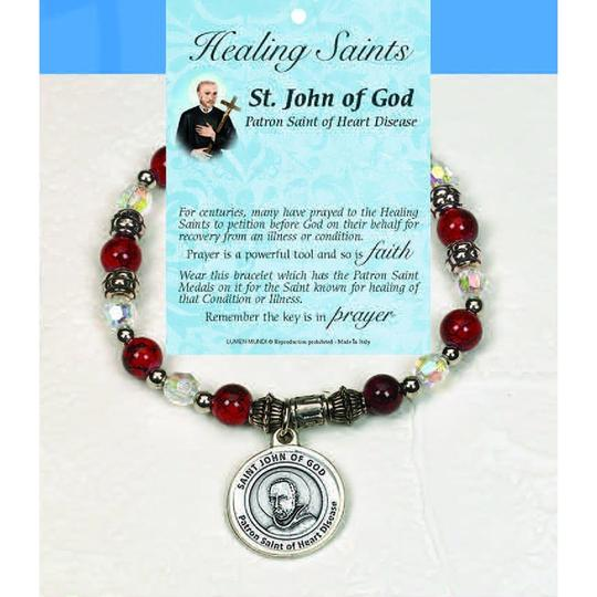 ST JOHN OF GOD HEALING BRACELET