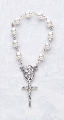 ONE DECADE ROSARY - SMALL PEARL