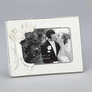 LOVE IS PATIENT - WEDDING FRAME