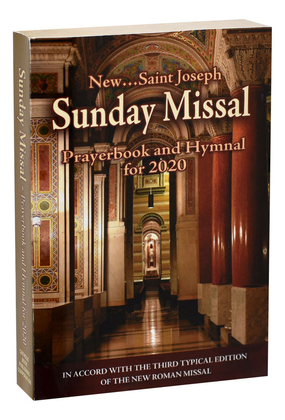 ANNUAL SUNDAY MISSAL 2020