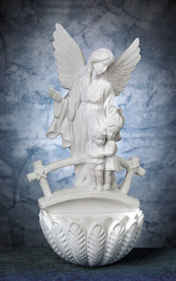 HOLY WATER FONT GUARDIAN ANGEL,
