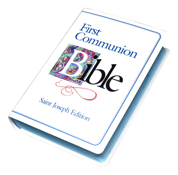 BOY'S FIRST COMMUNION BIBLE (NABRE)