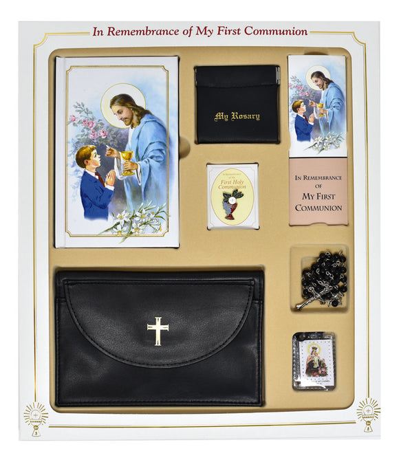FIRST COMMUNION SET - PREMIER SET - BOY