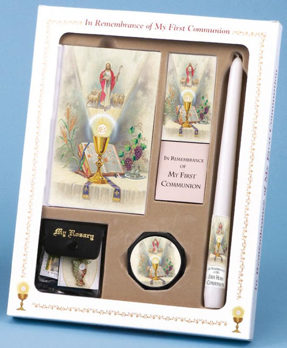 FIRST COMMUNION SET - PREMIER SET - BOYS