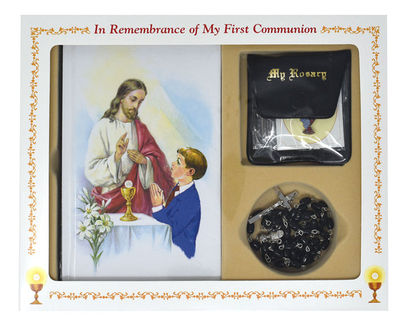 FIRST COMMUNION CLASSIC BOXED SET - BOY