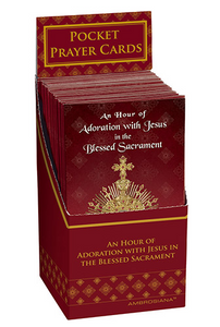 ADORATION POCKET PRAYER BOOK