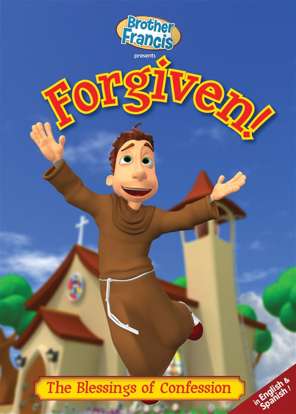 FORGIVEN - BROTHER FRANCIS