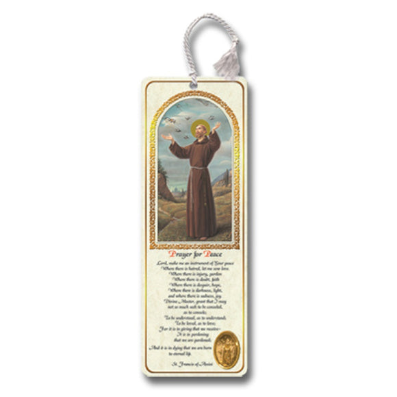 ST FRANCIS PRAYER FOR PEACE