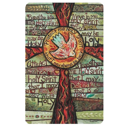 PROTECT ME HOLY SPIRIT CARD