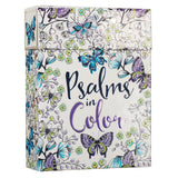 PSALMS IN COLOR CARDS - ADULT COLORING