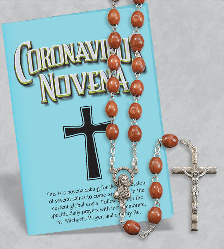 CORONAVIRUS NOVENA ROSARY SPANISH VERSION