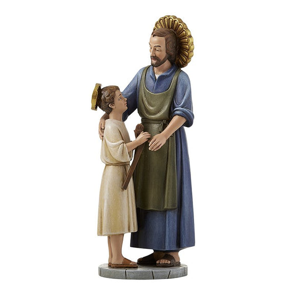 ST JOSEPH THE WORKER HUMMEL FIGURE