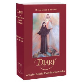 DIARY OF ST MARIA FAUSTINA-Small