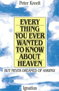 EVERYTHING YOU EVER WANTED TO KNOW ABOUT HEAVEN BUT NEVER DREAMED OF ASKING