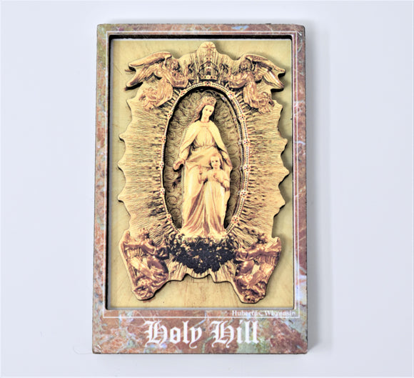 MARY HELP OF CHRISTIANS MAGNET
