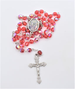 RED HOLY HILL ROSARY