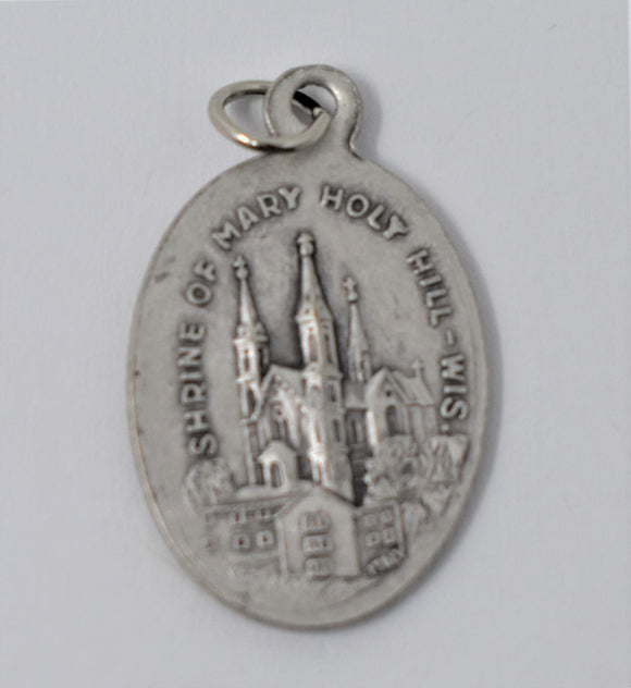 HOLY HILL SHRINE MEDAL