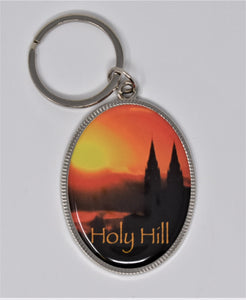 HOLY HILL SUNSET KEYCHAIN