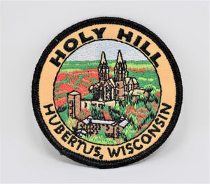 ARM PATCH  HOLY HILL