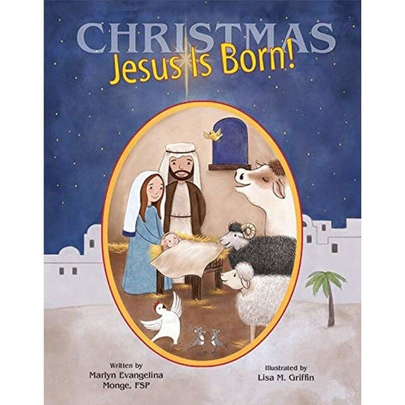 CHRISTMAS: JESUS IS BORN