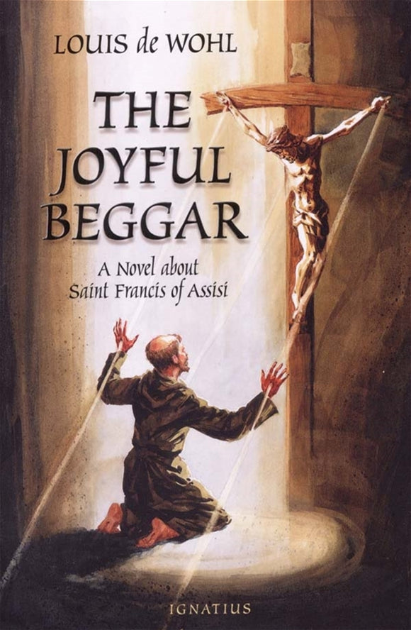 THE JOYFUL BEGGAR - A NOVEL