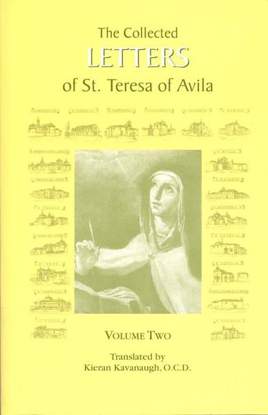 THE COLLECTED LETTERS OF ST. TERESA OF AVILA VOL. 2