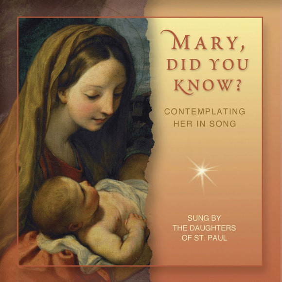 MARY, DID YOU KNOW? - CD