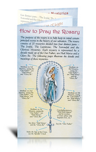 MYSTERIES OF THE ROSARY PAMPHLET