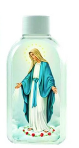 OLO GRACE PLASTIC HOLY WATER BOTTLE